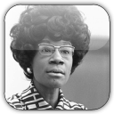 Quotations by Shirley Anita Chisholm